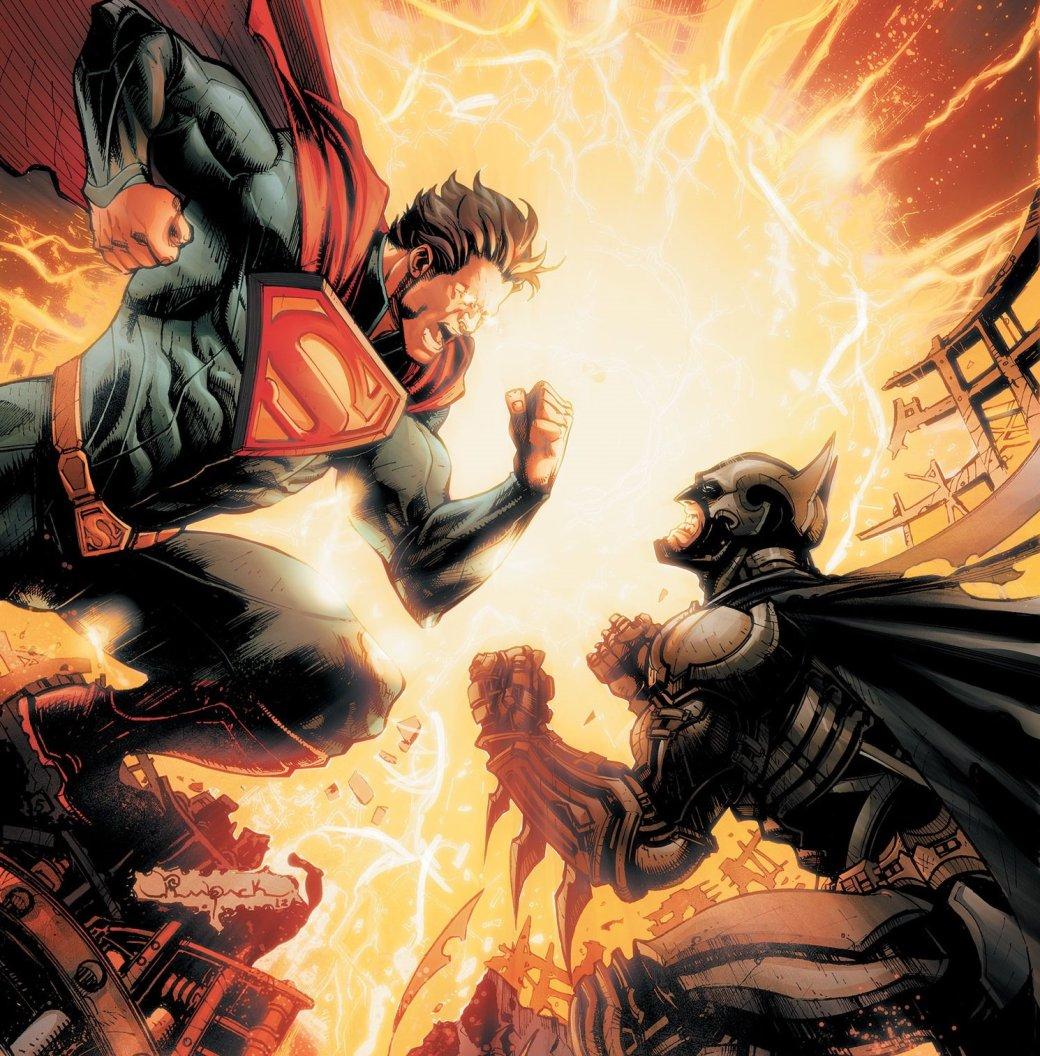 Как разобраться в сюжете Injustice 2? Понятная инструкция «Канобу»   Канобу - Изображение 15