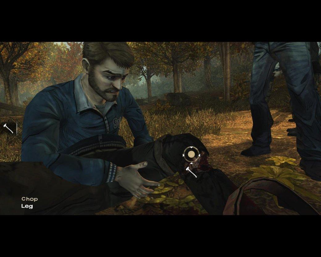 Ели мясо мужики: рецензия на The Walking Dead: Episode 2 — Starved for Help | Канобу - Изображение 2