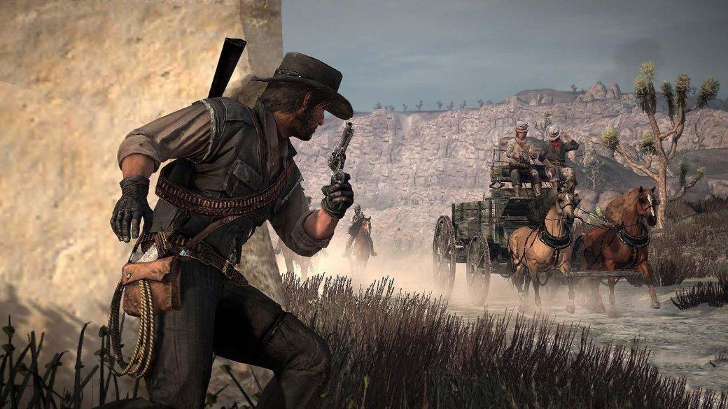 10 фактов о Red Dead, Red Dead Redemption и Red Dead Redemption 2, которые выдолжны знать  | Канобу - Изображение 8