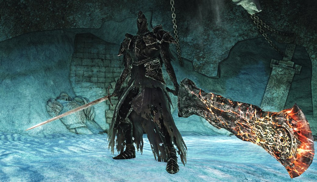 Почему Dark Souls 2— вовсе нехудшая игра всерии. - Изображение 26