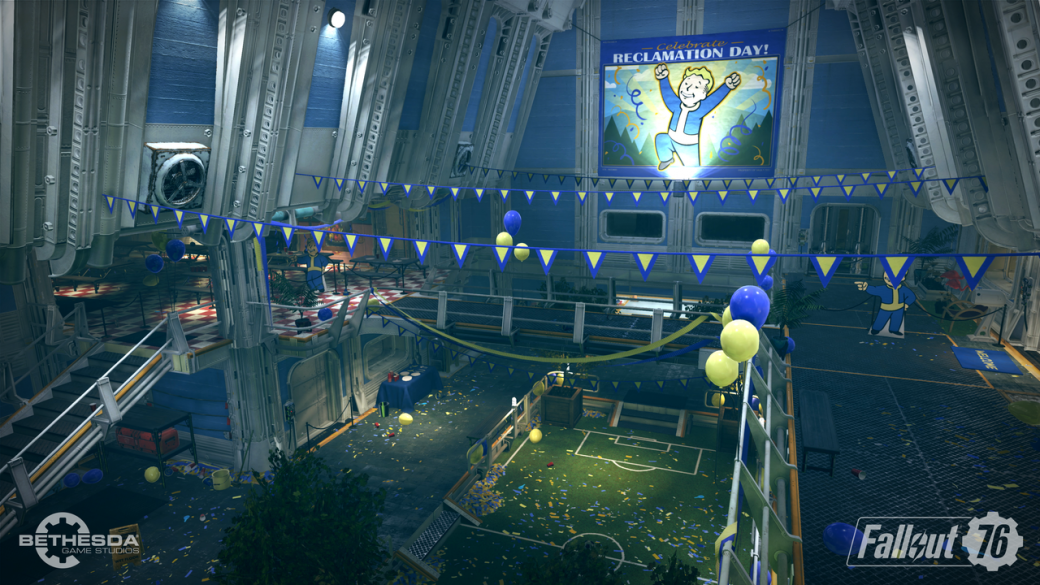 Е3 2018: мировая премьера Fallout76. Вчетыре раза больше, чем Fallout4!. - Изображение 1
