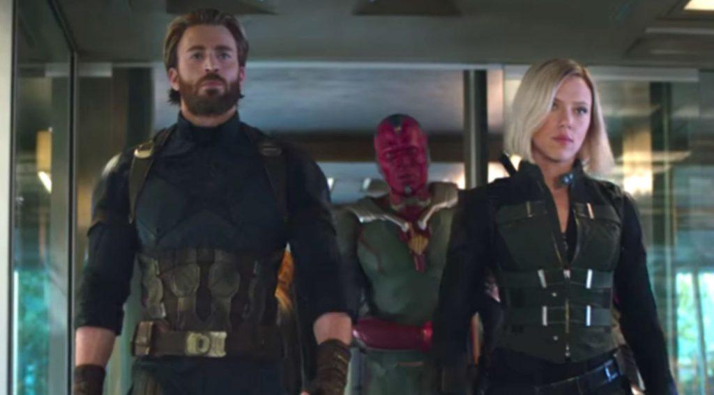 Джо Руссо намекнул, что в«Мстителях 4» мыувидим более жестких Капитана Америку иЧерную вдову   Канобу - Изображение 10298