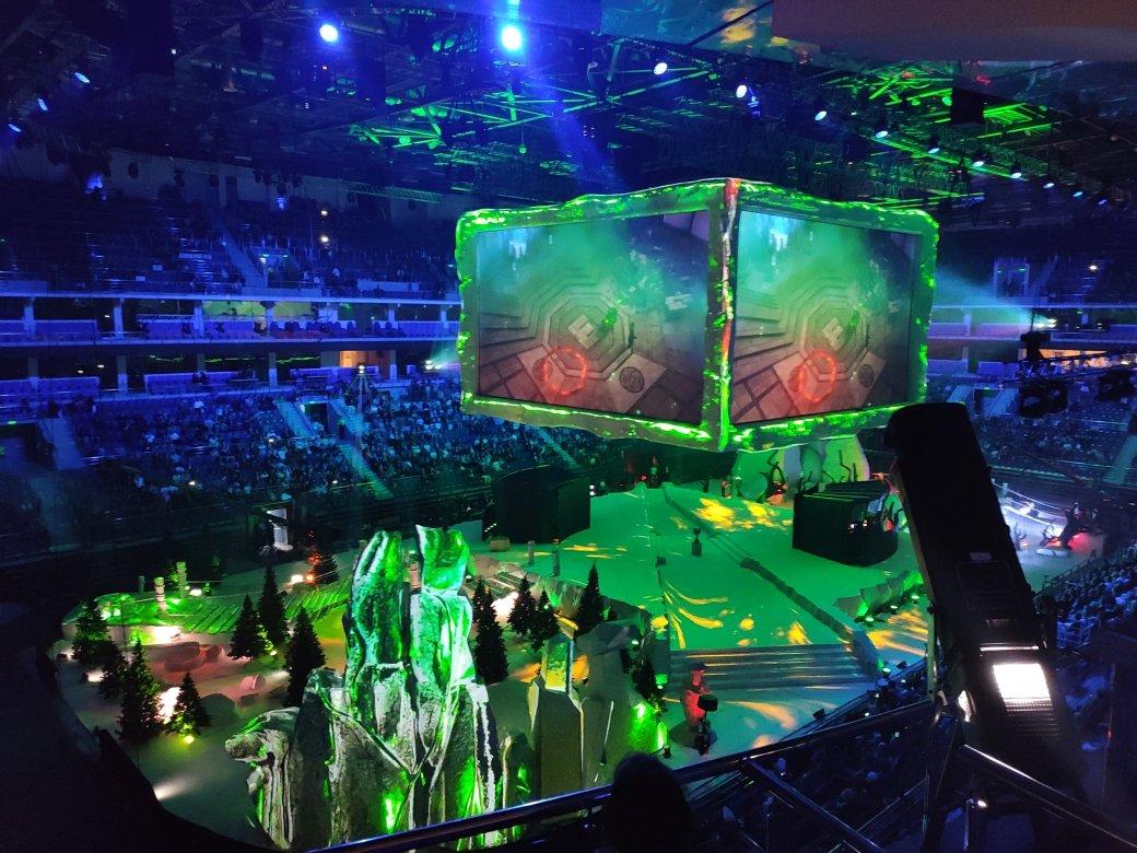 EPICENTER 2019. Открытие турнира. Фото | Канобу - Изображение 8