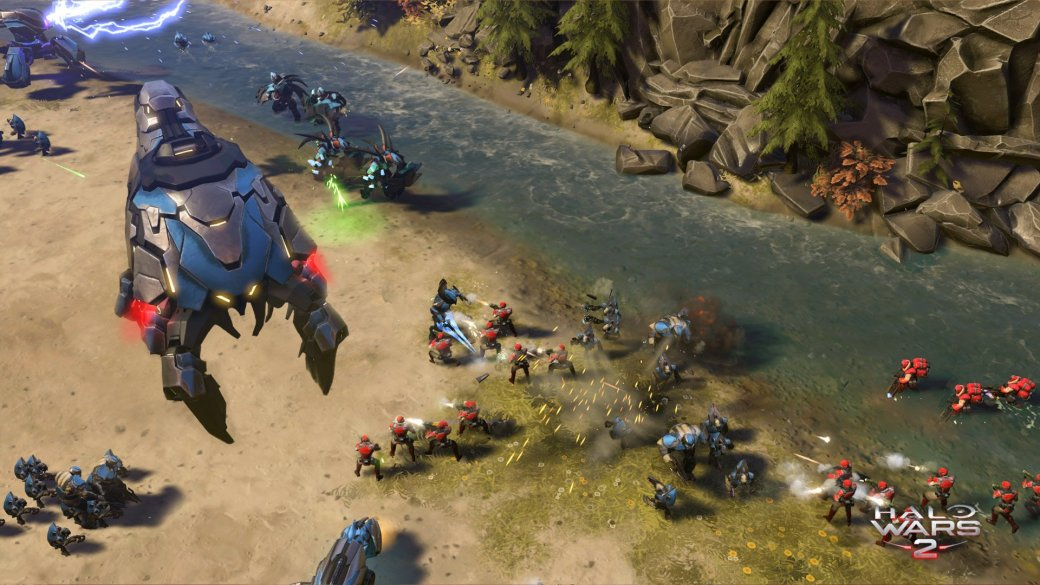 Первые впечатления отHalo Wars2 — очень правильная RTS | Канобу - Изображение 16620