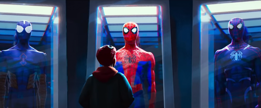 Что показали в трейлере Spider-Man: Into the Spider-Verse. Зеленый гоблин, Гвен-паук и Кингпин?. - Изображение 11