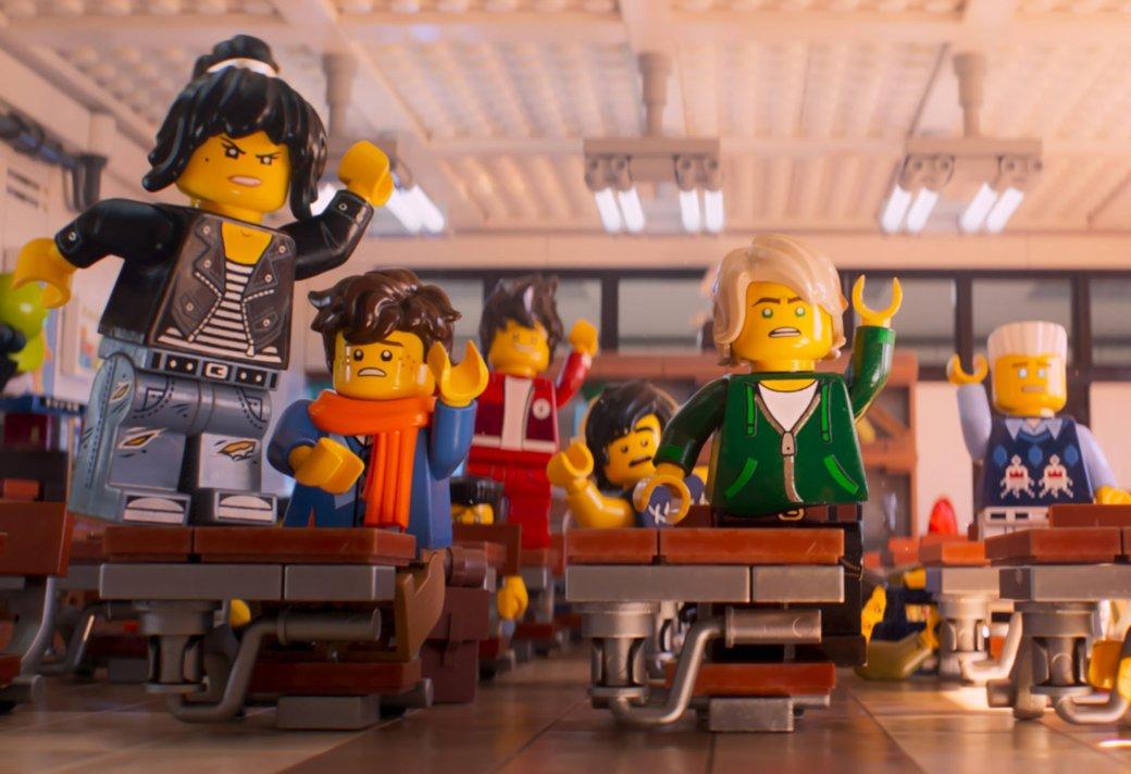 Рецензия на «Лего Ниндзяго Фильм» | Канобу - Изображение 3101