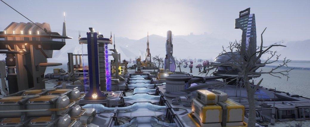 А ведь такой могла быть Mass Effect: Andromeda. Играем в Aven Colony   Канобу - Изображение 6440