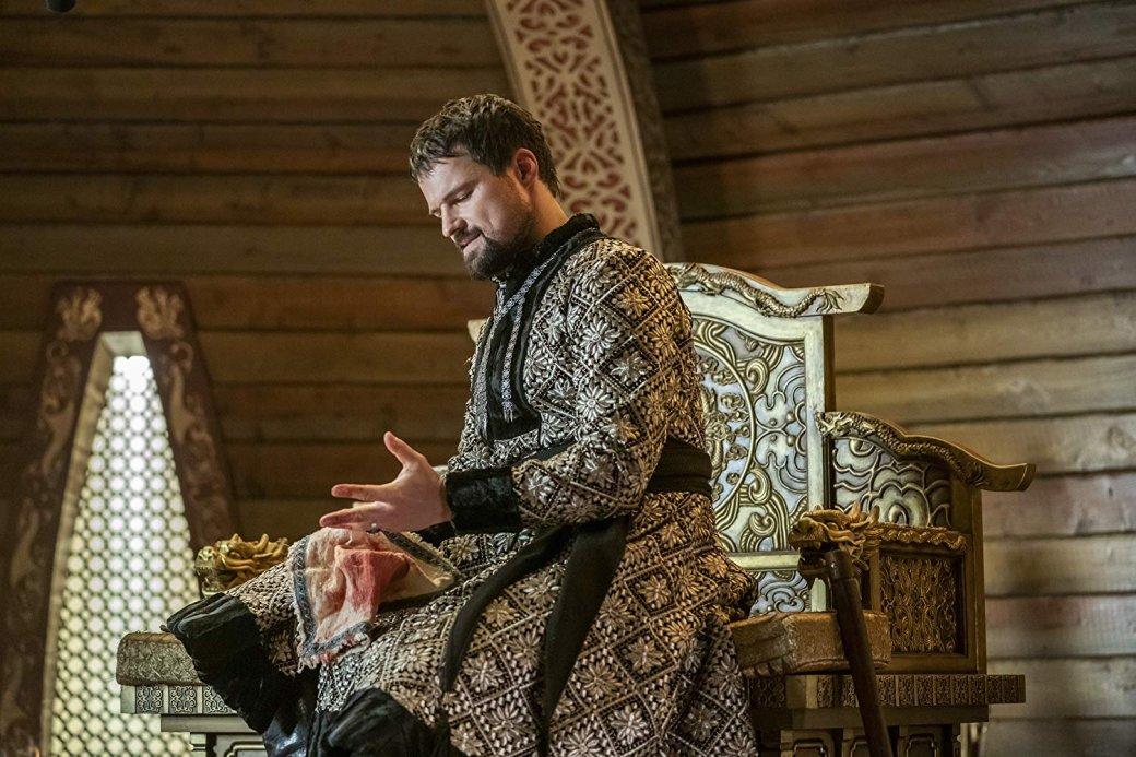 Рецензия напервую половину 6 сезона сериала «Викинги» | Канобу