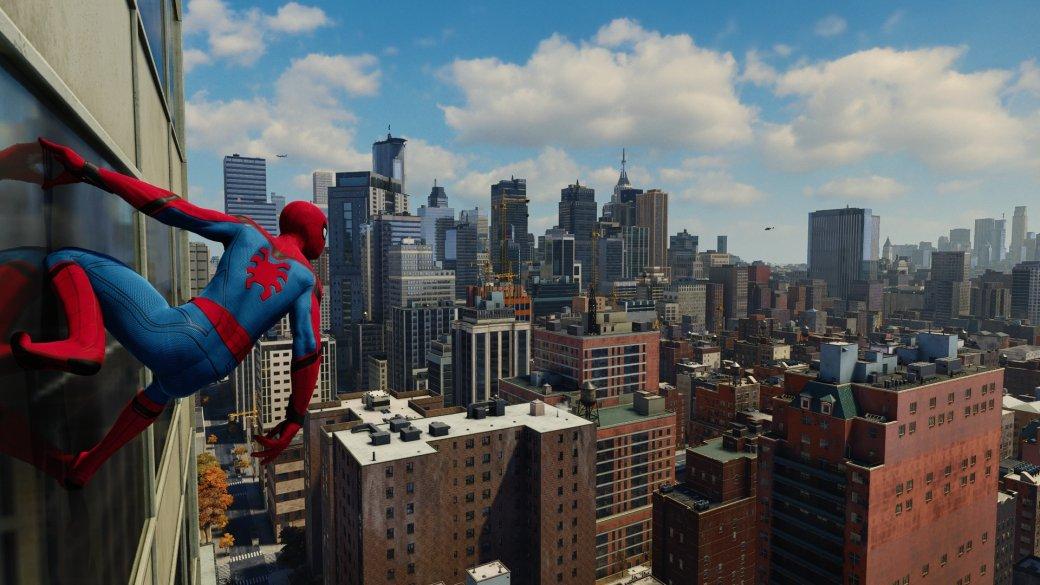 Изначально изSpider-Man cPS4 Marvel хотела вырезать очень важный сюжетный момент | Канобу - Изображение 0