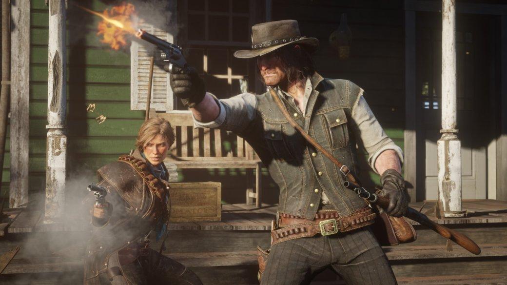 Red Dead Redemption 2 и реальность: как на самом деле жили на Диком Западе | Канобу