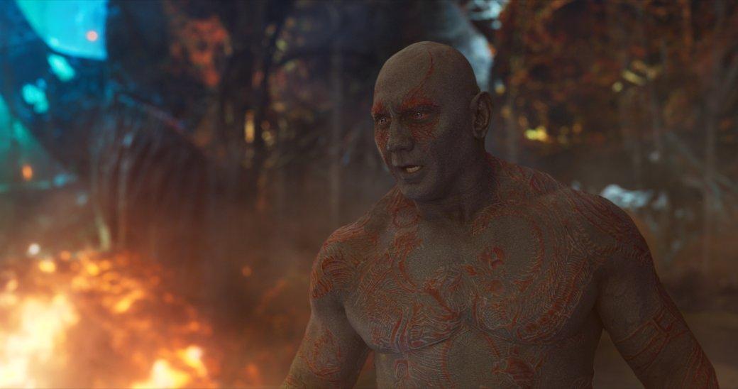 Дэйв Батиста подтвердил, что вернется вчетвертых «Мстителях» и«Стражах Галактики3» | Канобу - Изображение 692