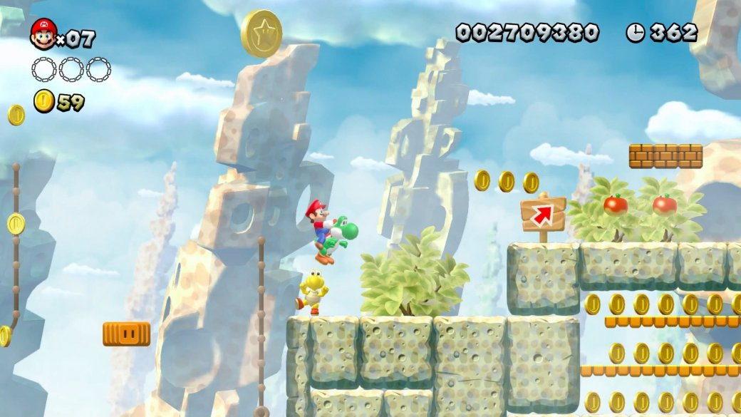 Рецензия на New Super Mario Bros. U Deluxe | Канобу - Изображение 11623