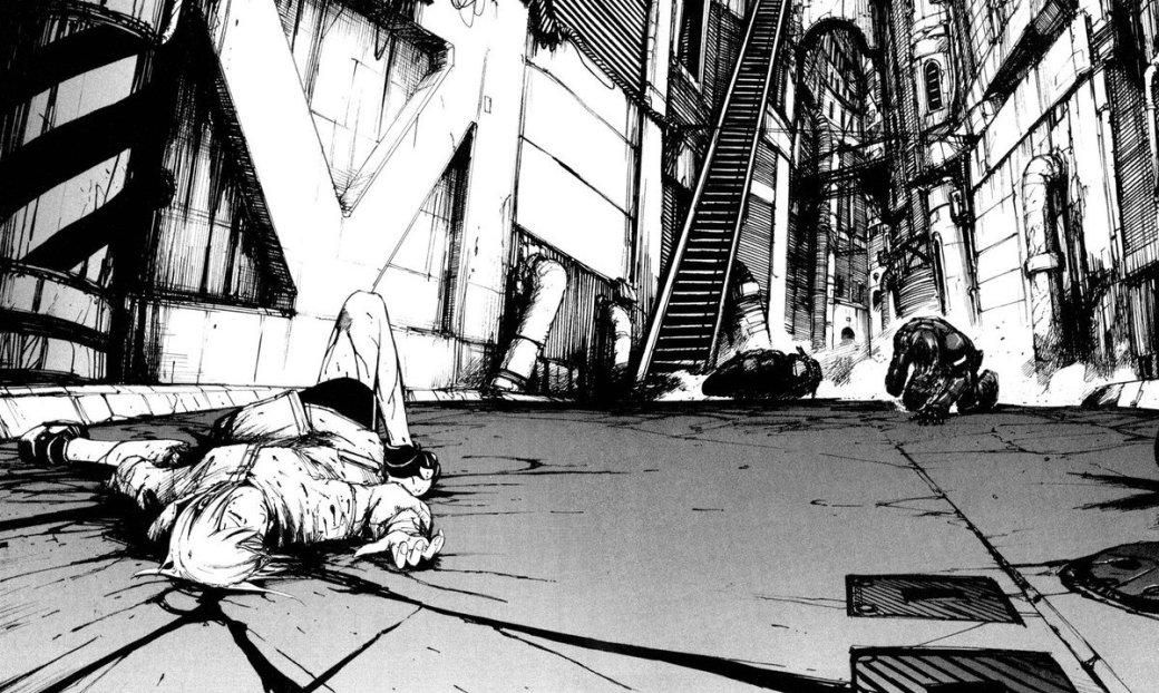 Akira, Ghost inthe Shell идругие— лучшая манга вжанре киберпанк | Канобу