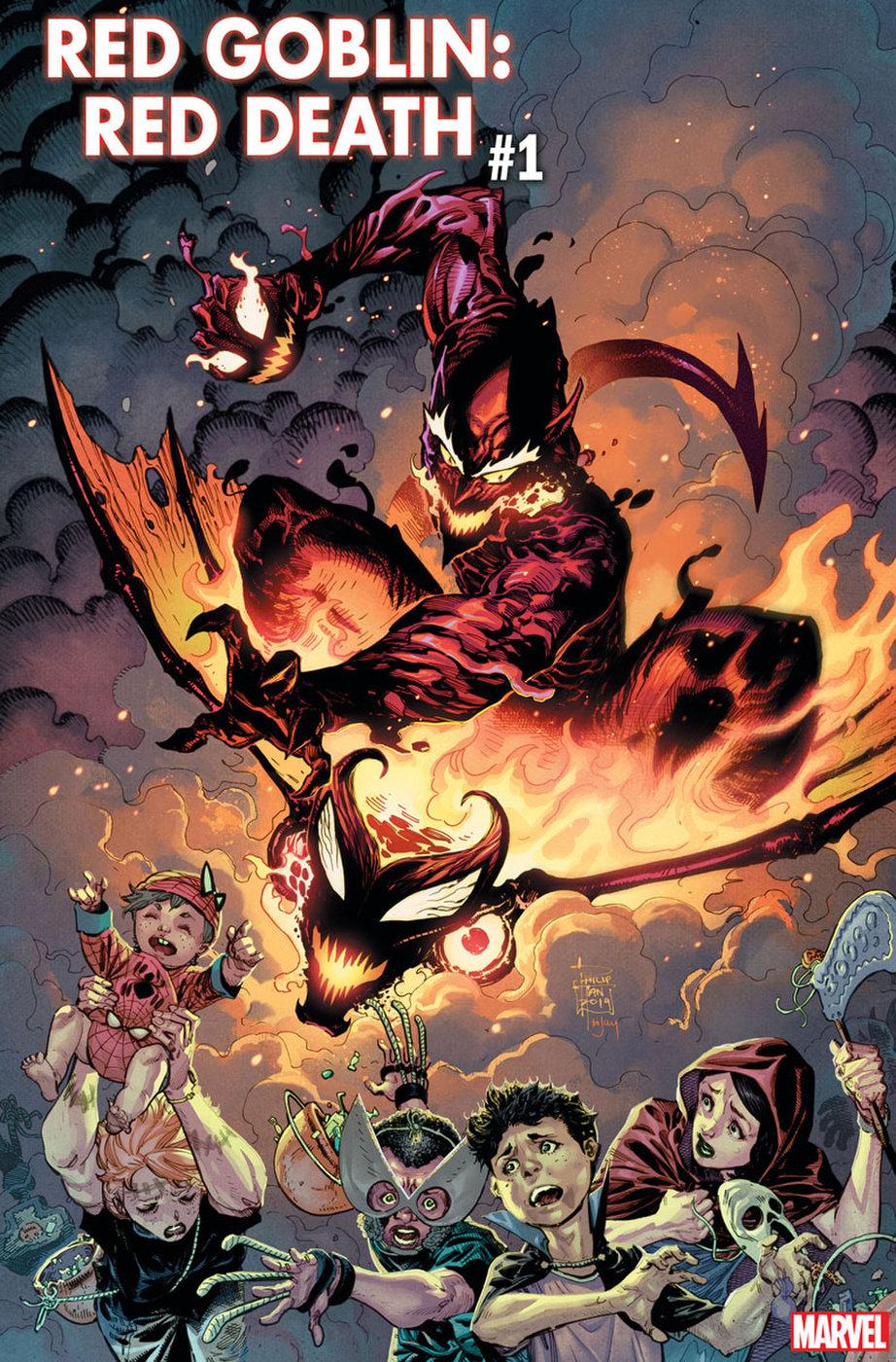Главный враг Человека-паука стал союзником Карнажа в первом выпуске Absolute Carnage | Канобу - Изображение 3