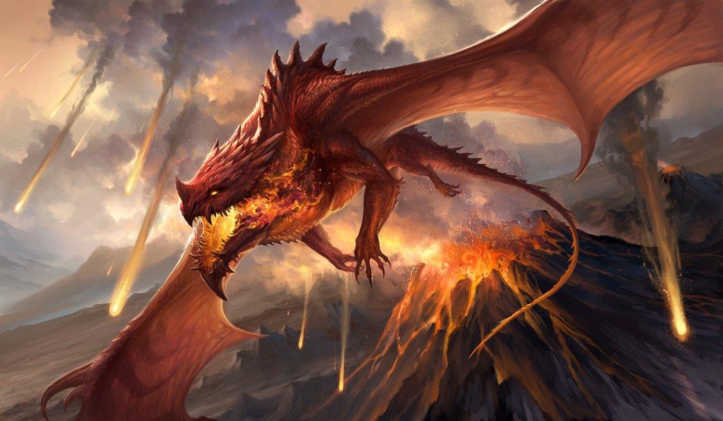 Собираем игрового «Дракона»— часть1. Красный дракон вкаждый дом | Канобу