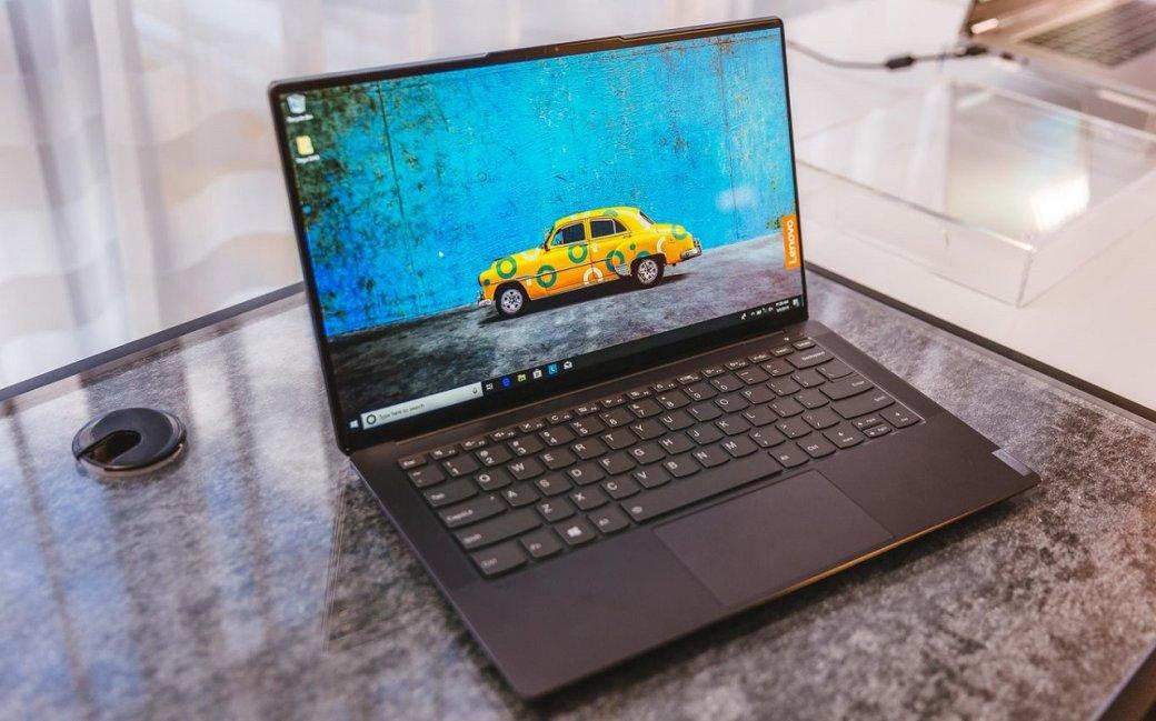 Анонс Lenovo Yoga S940: очень тонкий 13-дюймовый ноутбук поцене от $1500 | Канобу - Изображение 1