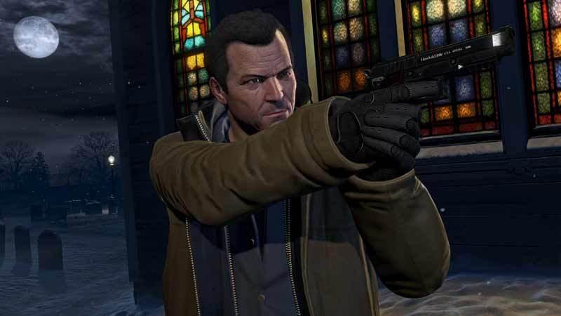 Гифка дня: неудачное возрождение вGrand Theft Auto5. - Изображение 1