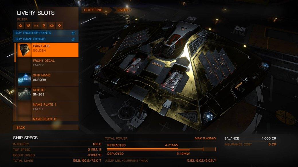 Завораживающий космос. Как Elite: Dangerous выглядит на PS4 | Канобу - Изображение 3213