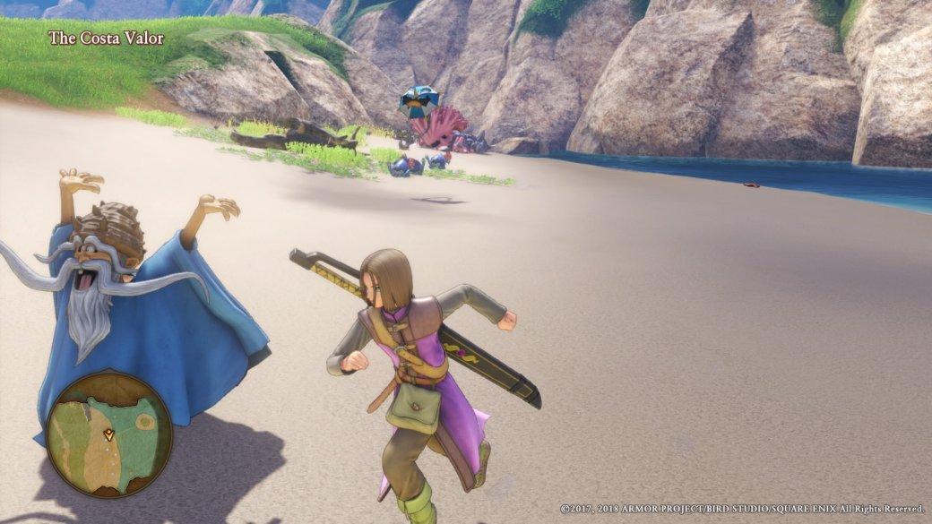 50 невероятно красочных скриншотов Dragon Quest XI | Канобу - Изображение 11565