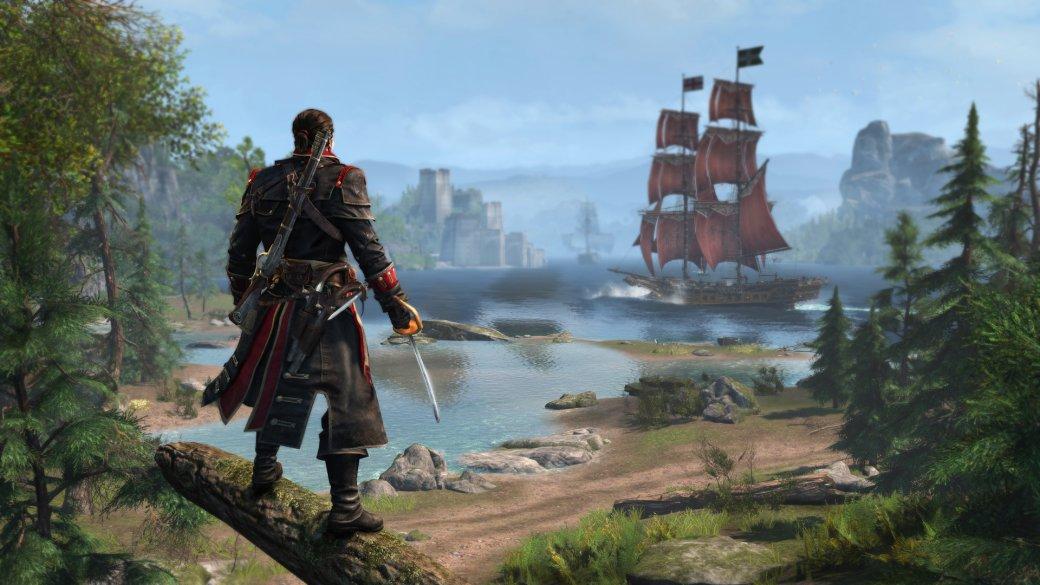 «Только для хардкорных фанатов»: что критики думают про ремастер Assassin's Creed Rogue. - Изображение 1