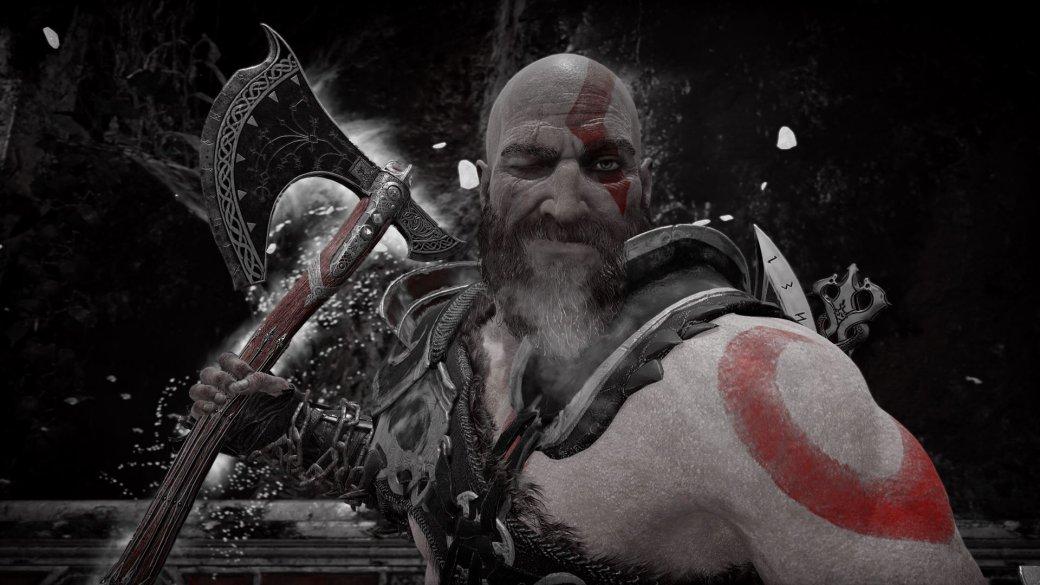 Лучшие (и просто смешные) скриншоты God of War при помощи нового фотомода. - Изображение 13