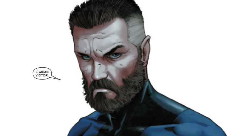 Мистер Фантастик стал врагом Железного Человека – доброго Доктора Дума | Канобу - Изображение 827