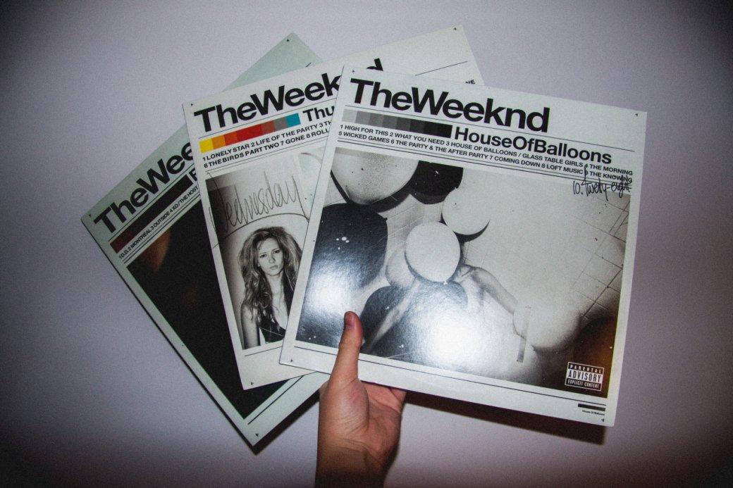 Рецензия на альбом Викенда - MyDear Melancholy, | Канобу - Изображение 1