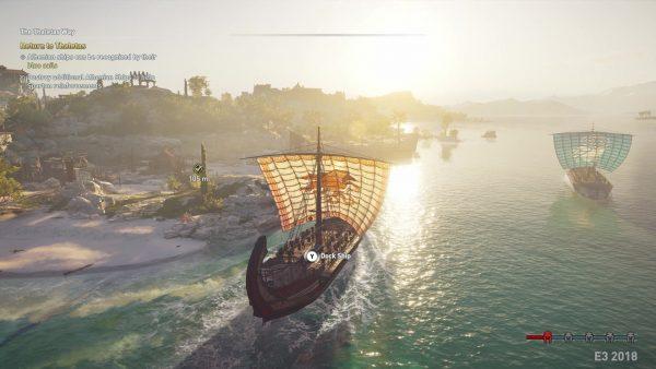 Утечки неостановить! ВСети появились первые скриншоты Assassin's Creed Odyssey | Канобу - Изображение 10689