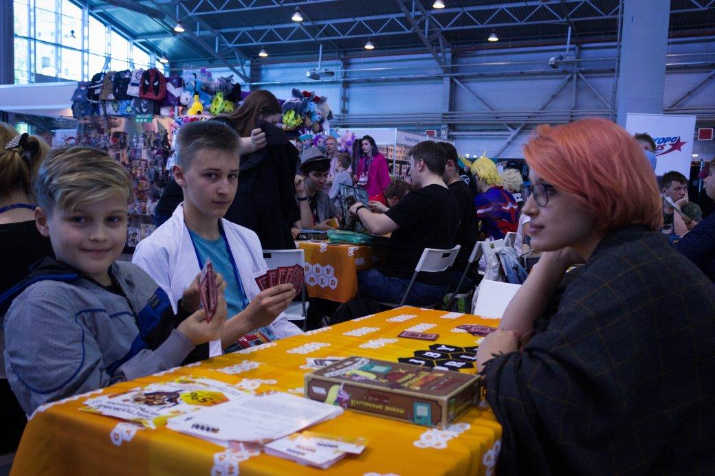 Галерея. Как прошел Comic Con Saint Petersburg | Канобу - Изображение 67
