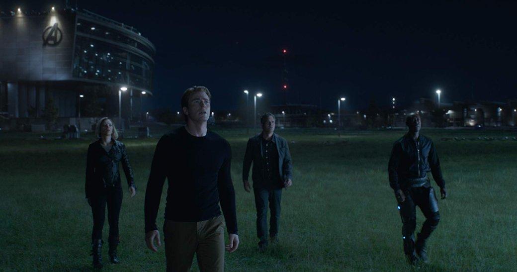 "Рецензия на фильм ""Мстители: Финал"" (Avengers: Endgame) | Канобу - Изображение 5"