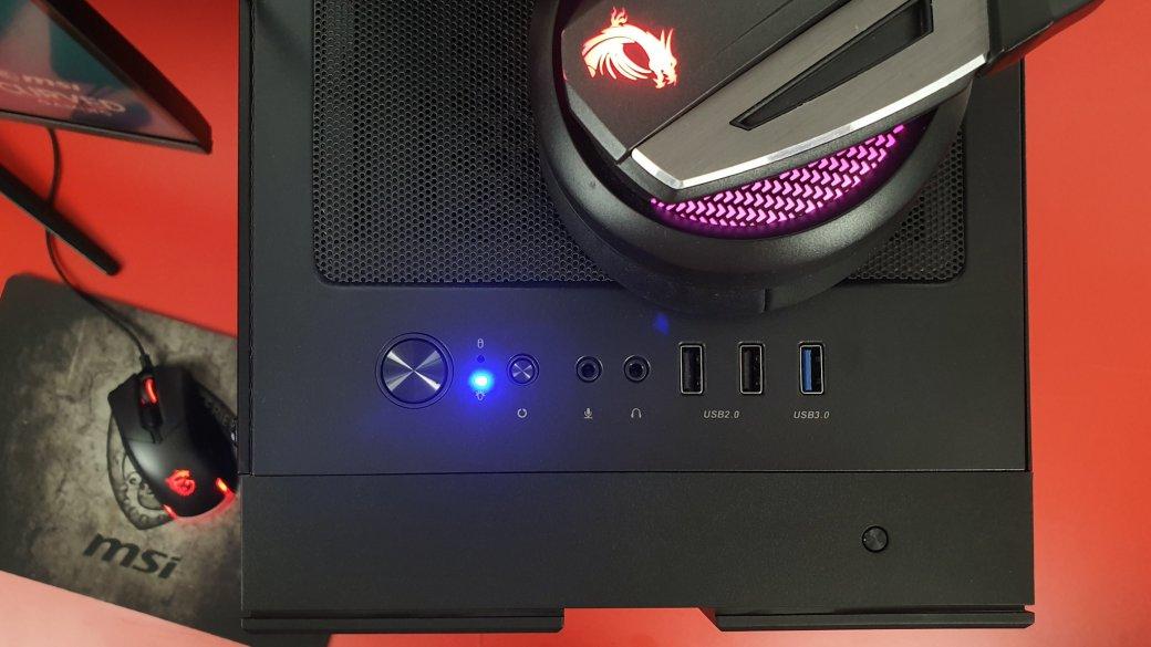 Мощный игровой ПК дешевле 100000 рублей - сборка компьютера для игр от MSI (весна 2019 | Канобу - Изображение 4