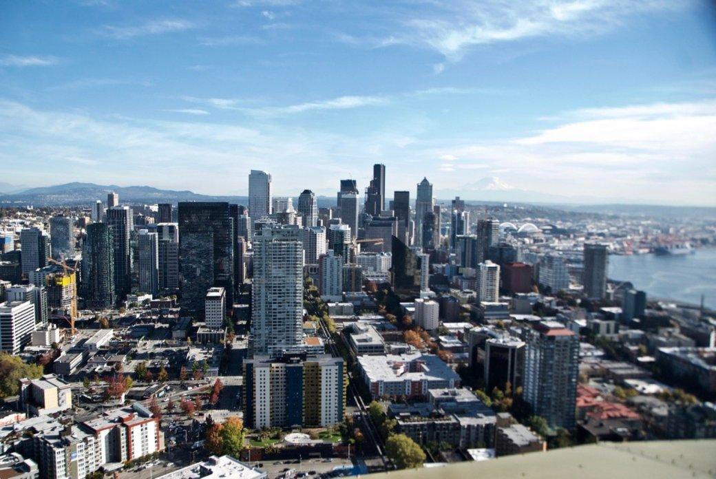 Тур по Сиэтлу – городу ветров, дождей и чаек | Канобу