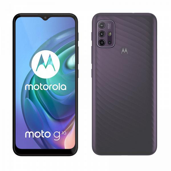 Motorola представила бюджетные смартфоны Moto G10 иMoto G30   Канобу - Изображение 12674