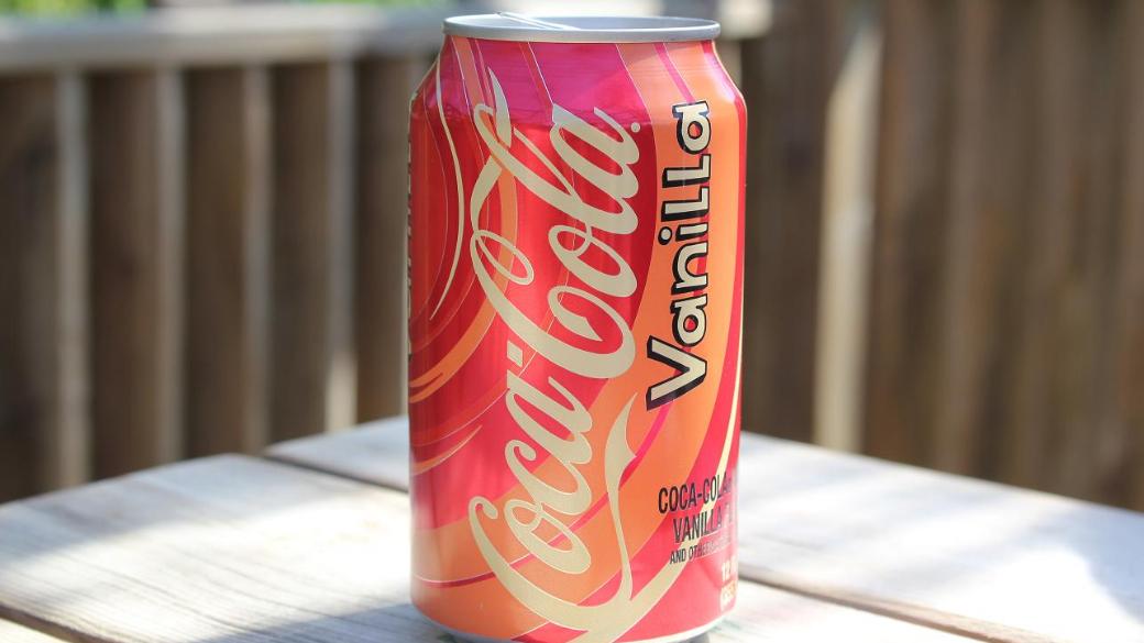 Coca-Cola возвращает легендарные напитки со вкусом ванили и вишни. Голосуем за любимый вкус! | Канобу - Изображение 11139