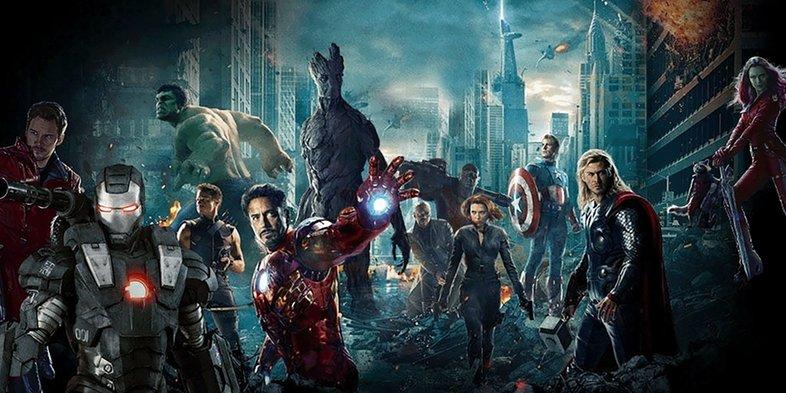 В«Войне Бесконечности» будет сцена с32 персонажами одновременно! | Канобу - Изображение 1