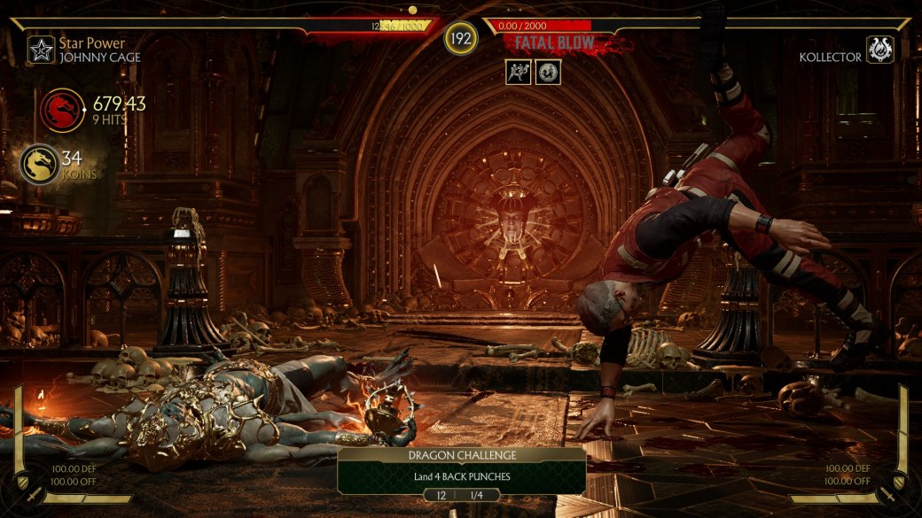Mortal Kombat 11 после 140 часов игры— мнение Александра Трофимова | Канобу - Изображение 11085