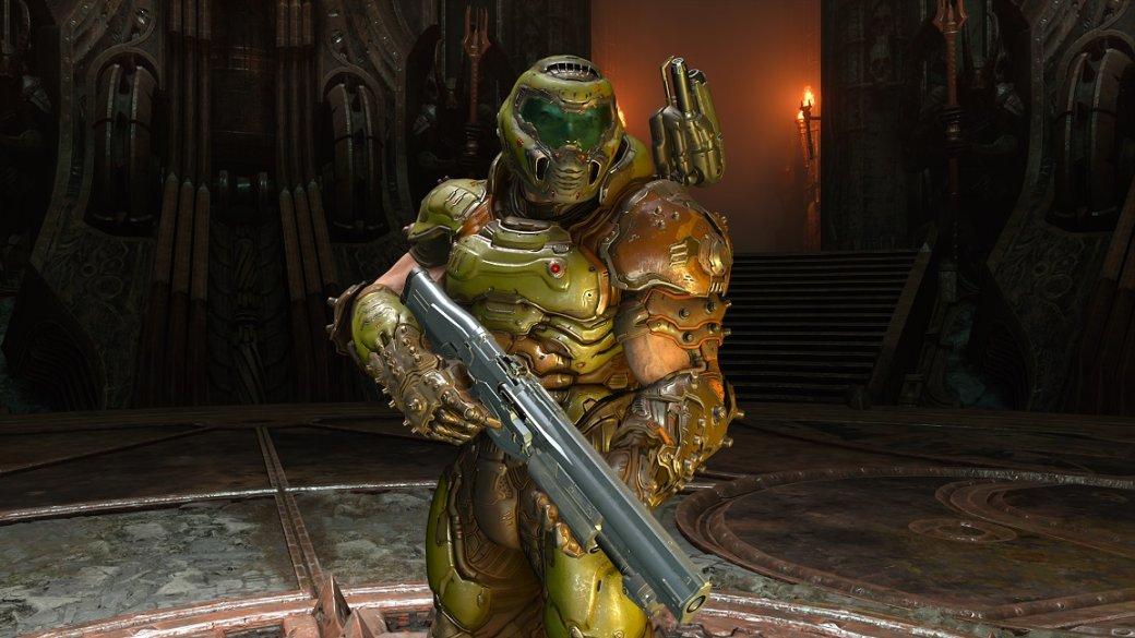 Обзор Doom Eternal - рецензия на игру Doom Eternal | Рецензии | Канобу