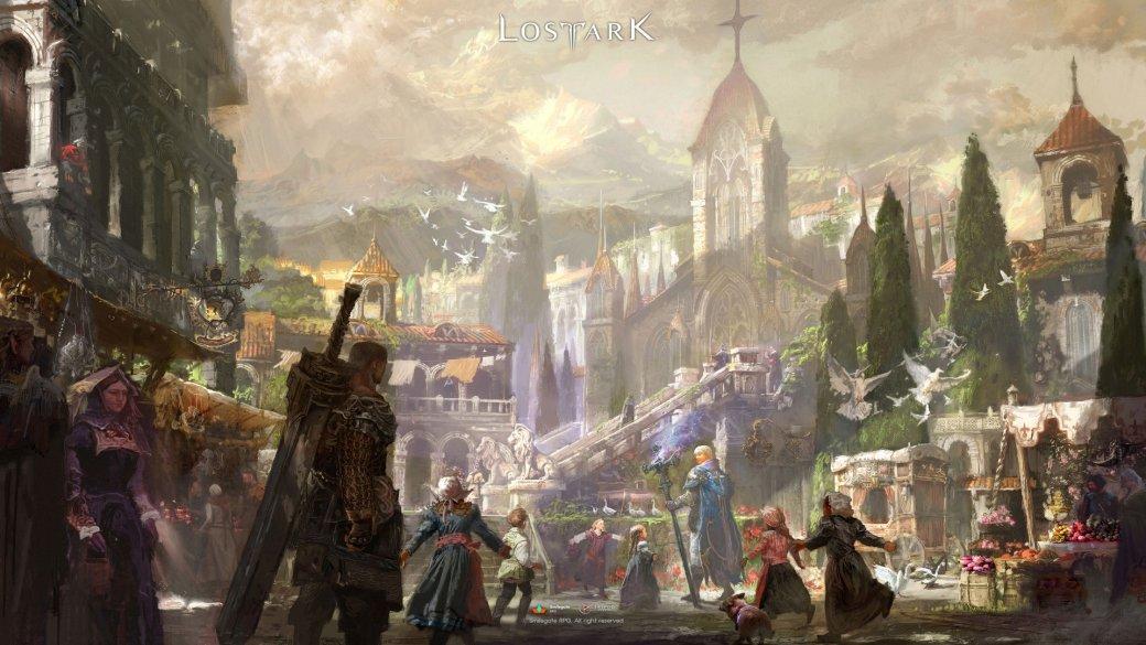 ВLost Ark появился паладин— знакомимся сновым классом | Канобу