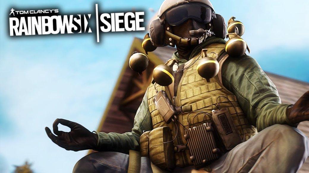 Гифка дня: необъяснимое безумие Tom Clancy's Rainbow Six Siege | Канобу - Изображение 1