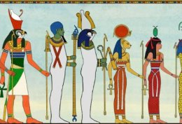 К аутентичной исторической стратегии Egypt: Old Kingdom вышло DLC про Нибиру и реплтилоидов