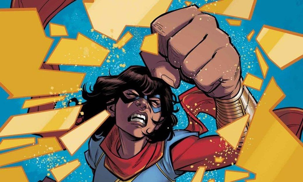 Похоже, что центральным персонажем Marvel's Avengers все-таки будет Мисс Марвел | Канобу - Изображение 1