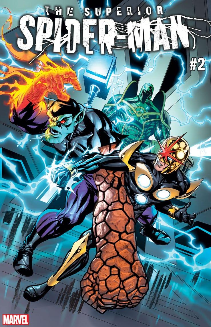 Marvel продолжает тизерить новый состав Стражей Галактики. Кто попадет вкоманду? | Канобу - Изображение 3184