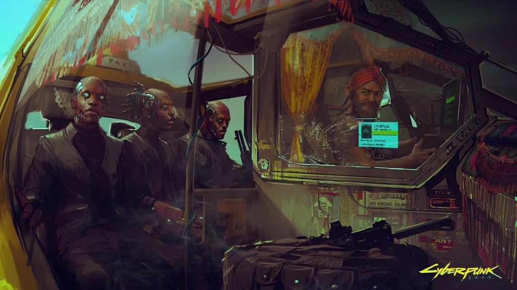 По туалету в каждое здание! Как CD Projekt RED делает город в Cyberpunk 2077 реалистичным. - Изображение 1