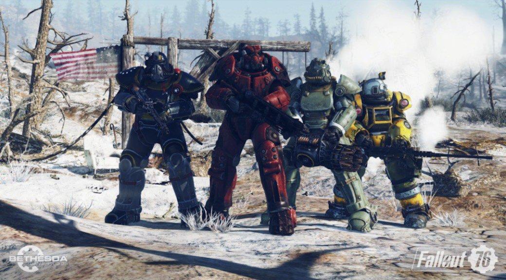 Ситуация с «гомофобными» троллями в Fallout 76 доказала, что в игре не работает PvP и система жалоб | Канобу - Изображение 7141