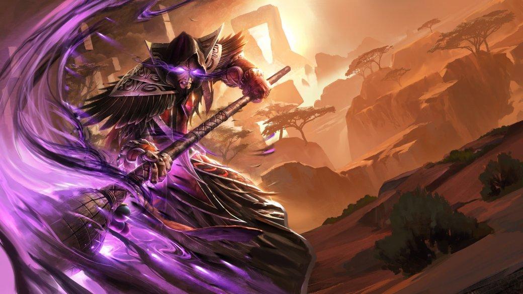 С чего началась война Орды и Альянса в мире Warcraft: причины и история конфликта с гифками и картин | Канобу - Изображение 893