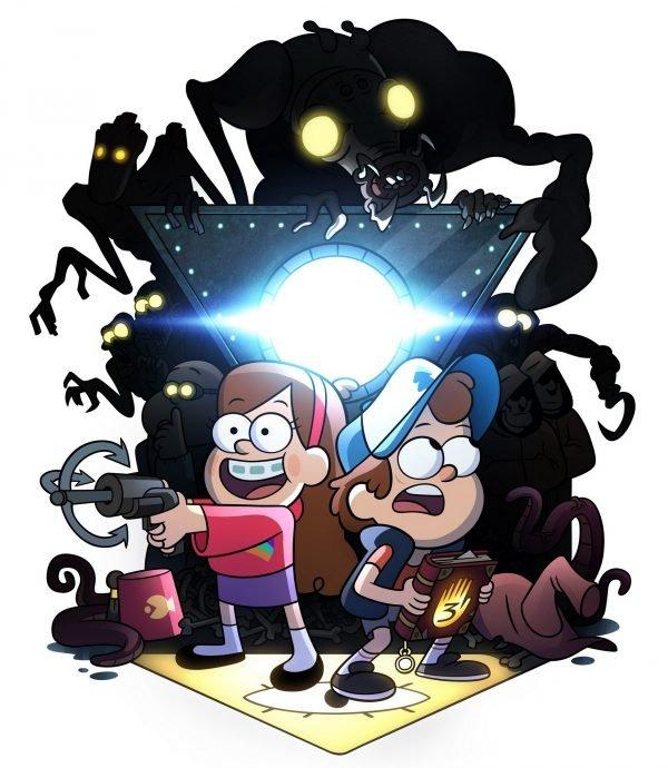 Создатель Gravity Falls намекает на комиксы по мультсериалу? | Канобу - Изображение 8925