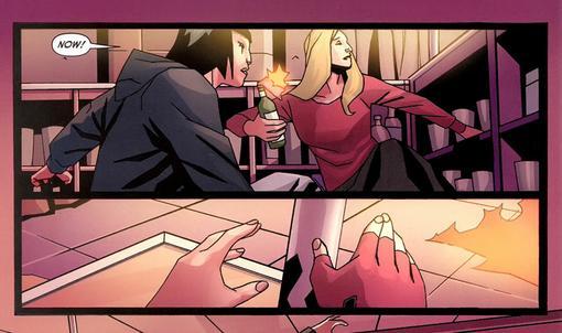 Комиксы: Mirror's Edge | Канобу - Изображение 7278