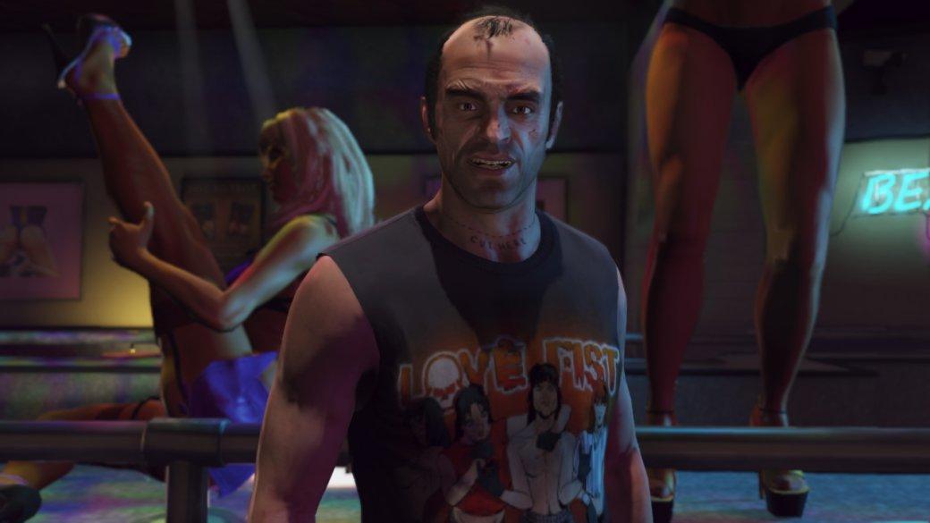 Гифка дня: непринужденное, простое убийство вGrand Theft Auto V | Канобу - Изображение 237