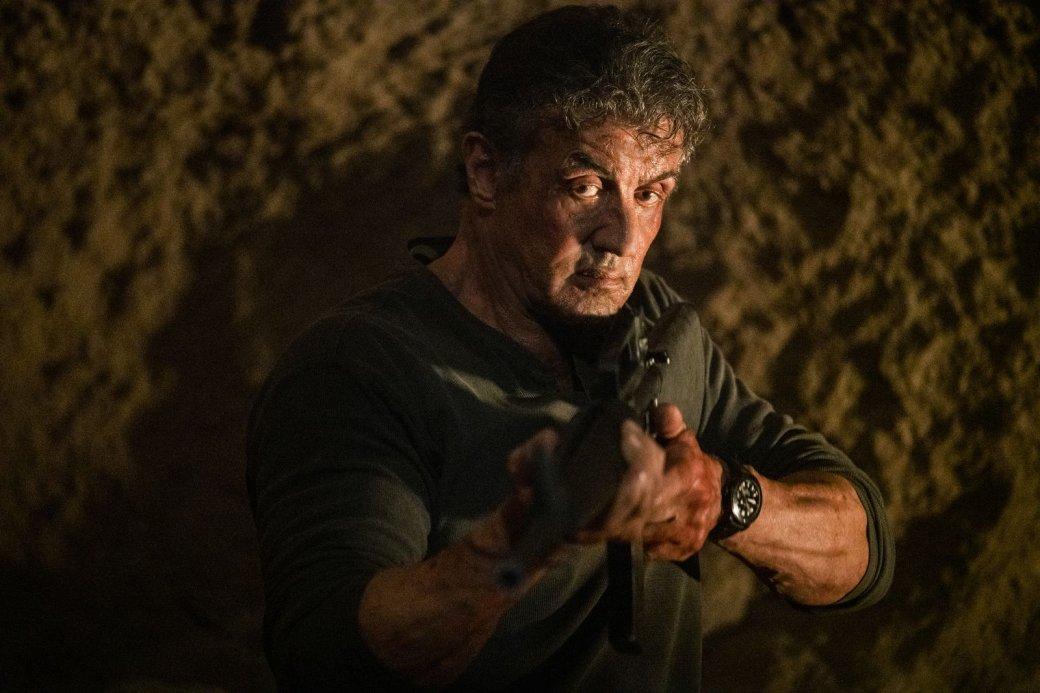 Все части Рэмбо - обзор всех фильмов серии Рэмбо (Rambo) по порядку | Канобу - Изображение 6500
