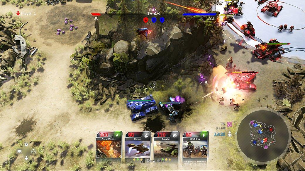 4 часа с Halo Wars 2 | Канобу - Изображение 6357